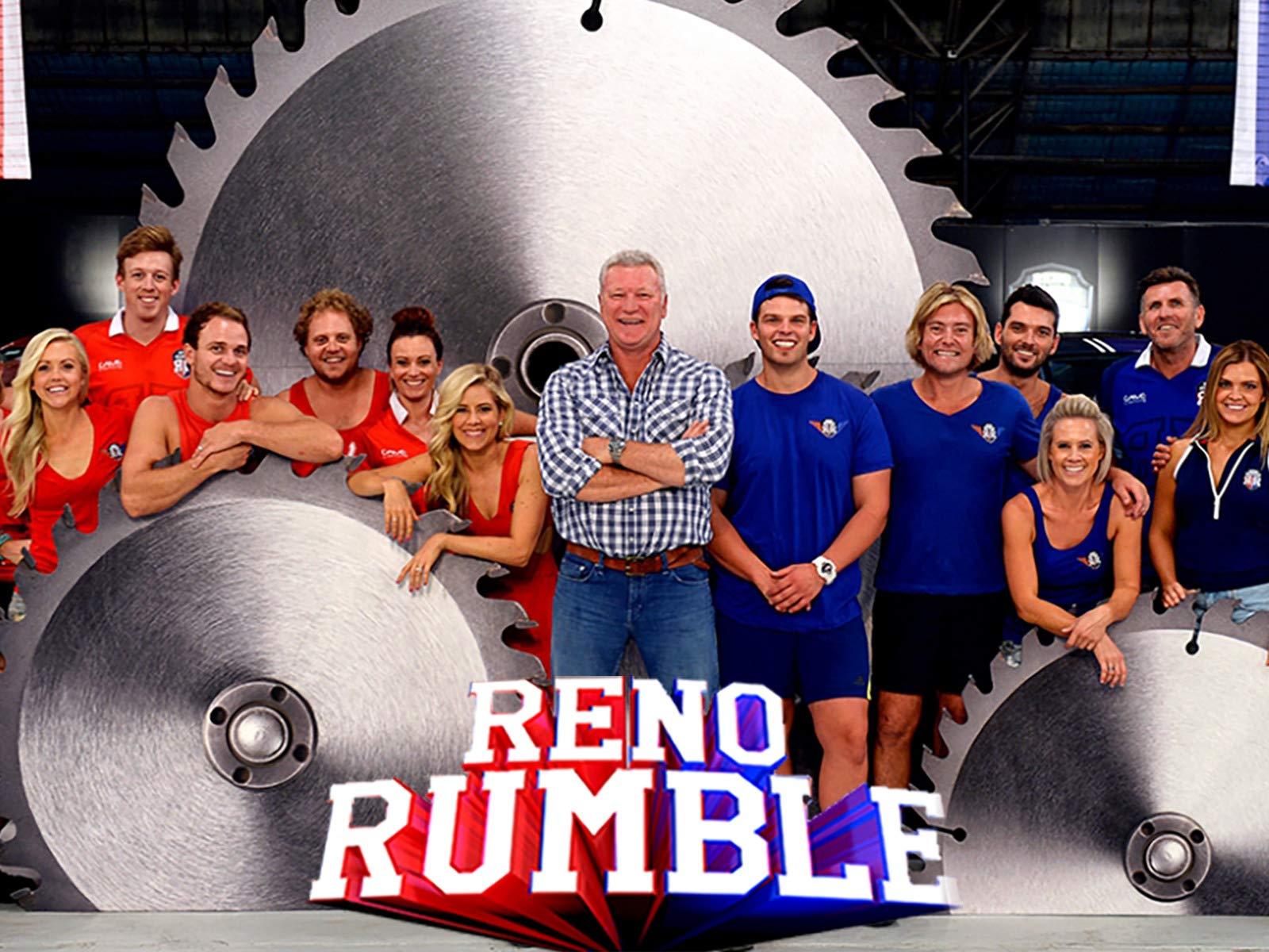 Reno Rumble on Amazon Prime Video UK