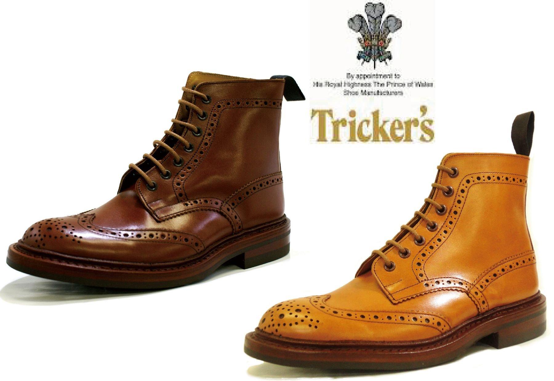 (トリッカーズ) Tricker's カントリー 【正規品】 M5634 Stow カントリーブーツ ダイナイトソール