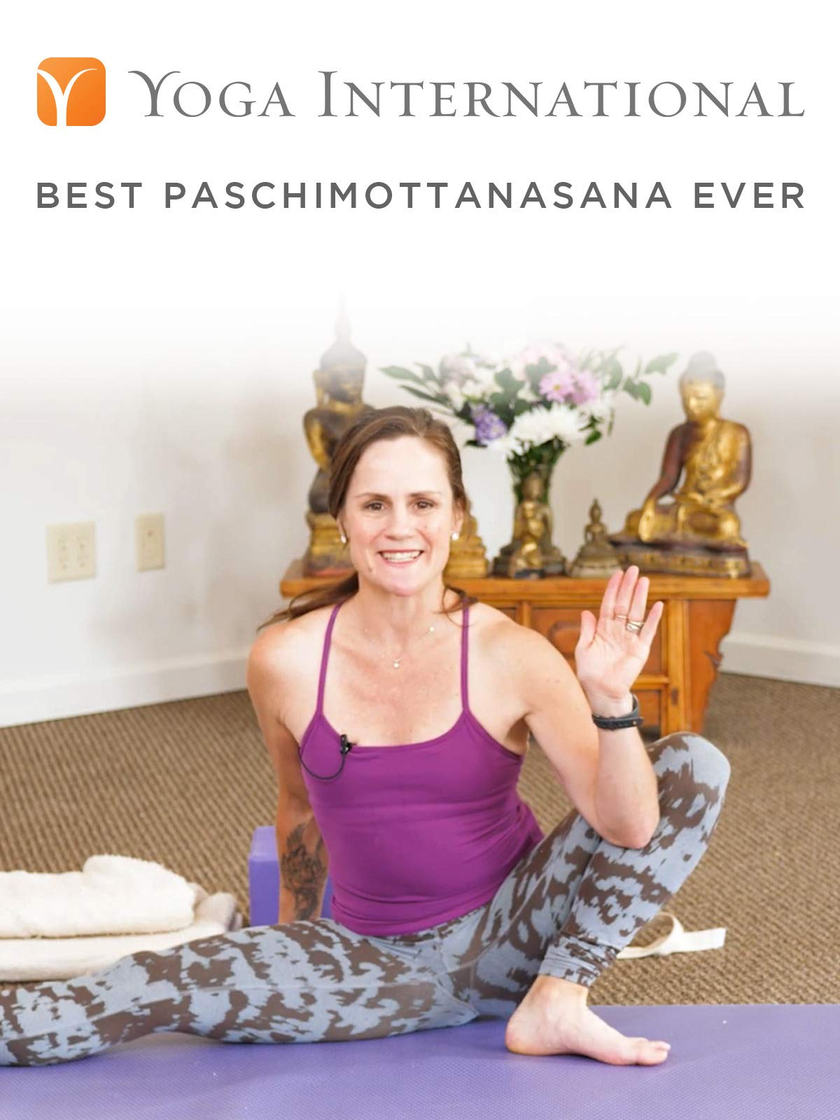 Best Paschimottanasana Ever on Amazon Prime Video UK