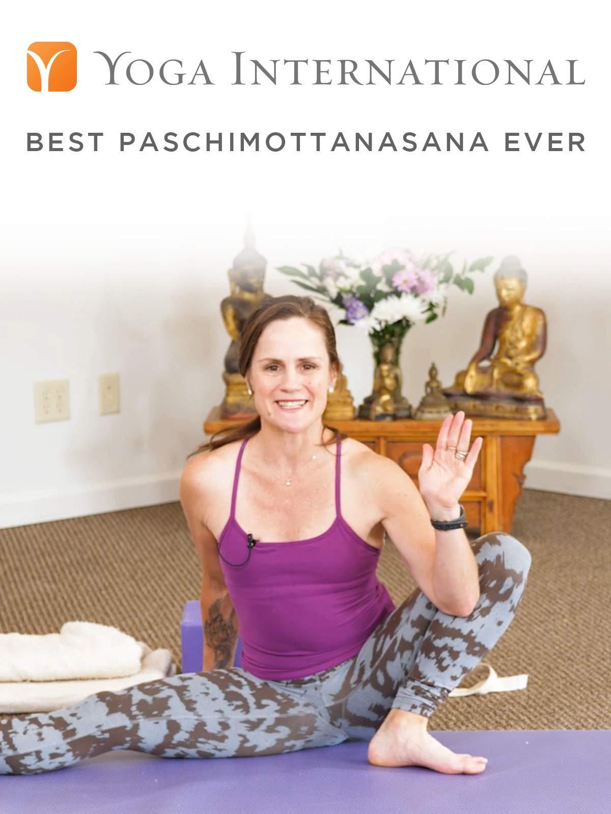 Best Paschimottanasana Ever