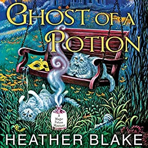 Ghost of a Potion Audiobook