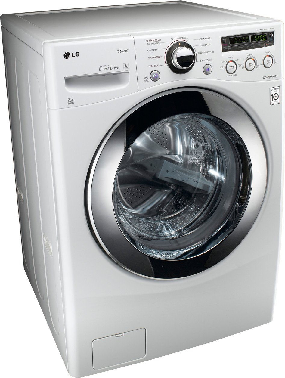 LG 3.6 Cu. Ft. Front Load Steam Washer