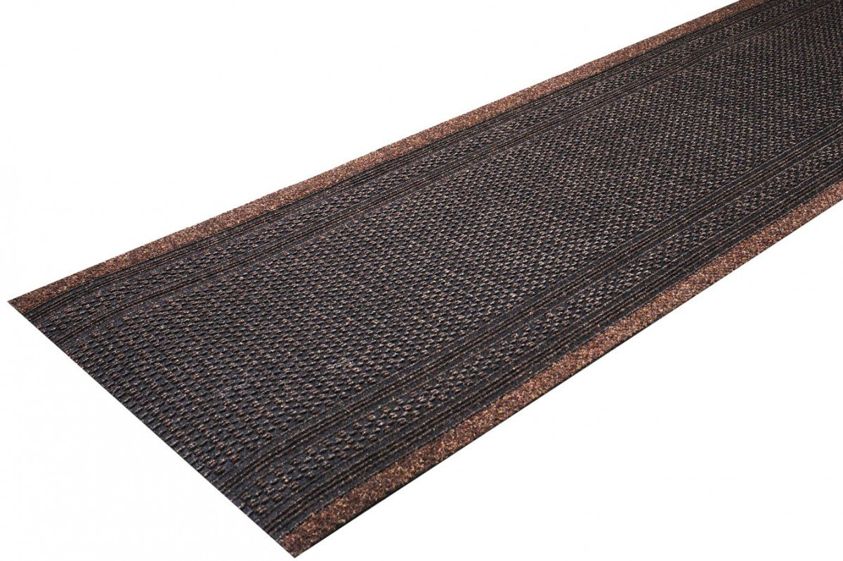 Küchenteppich / Küchenmatte / Teppichläufer Arabo braun, Größe Auswählen80 x 550 cm    Kundenbewertung und weitere Informationen
