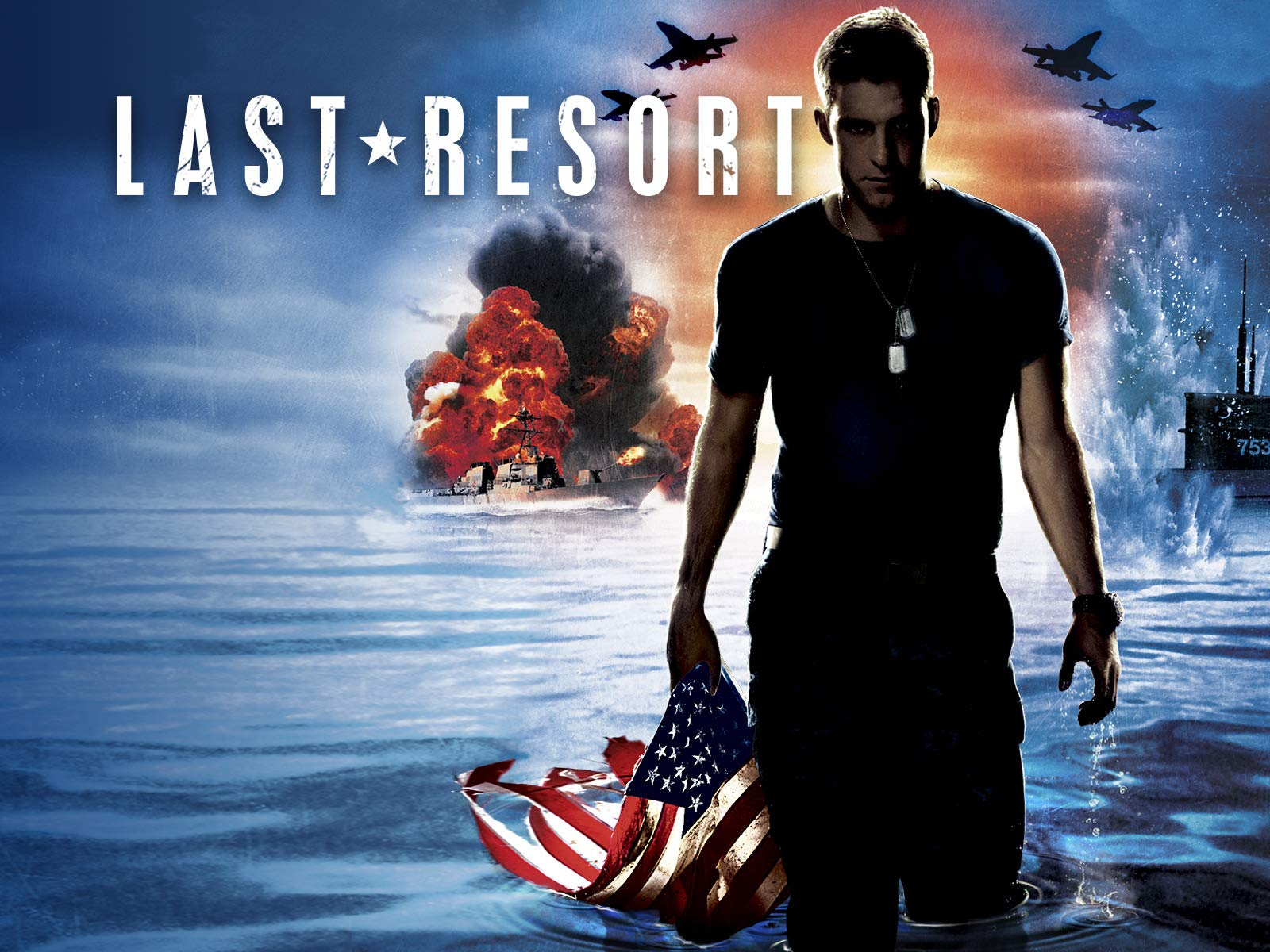 Last Resort on Amazon Prime Instant Video UK