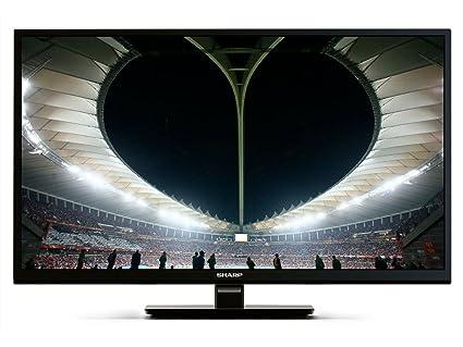 """Sharp LC-24CHE4000E TV Ecran LCD 24 """" (60 cm) Tuner TNT 100 Hz"""