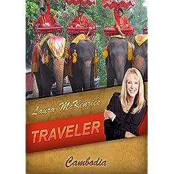 Laura McKenzie's Traveler  Cambodia [Blu-ray]