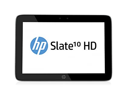 "HP Slate HD 3603ef Tablette Tactile 10"" (25,40 cm) ARM PXA986 1,2 GHz 16 Go Android Jelly Bean 4.2.2 Wi-Fi Argent"