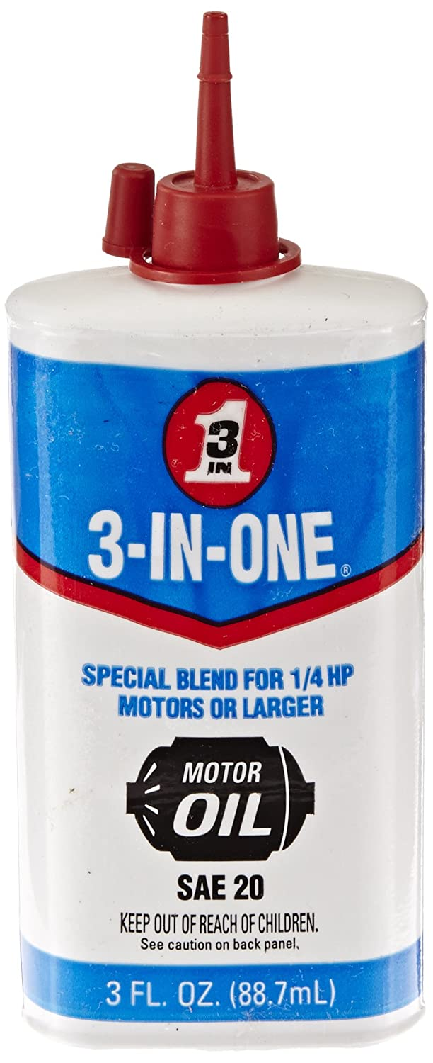 3 In One 10045 Motor Oil 3 Oz Can Pack Of 1 New Ebay
