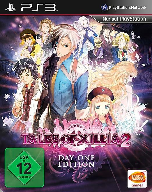 Tales of Xillia 2, PS3