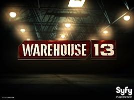 Warehouse 13 Season 3 [HD]
