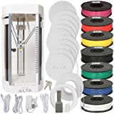 Silhouette Alta 3D Printer Bundle with all Color Filament Pack