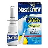 NasalCrom Nasal Allergy Symptom Controller | 200 Metered Sprays | .88 fl oz