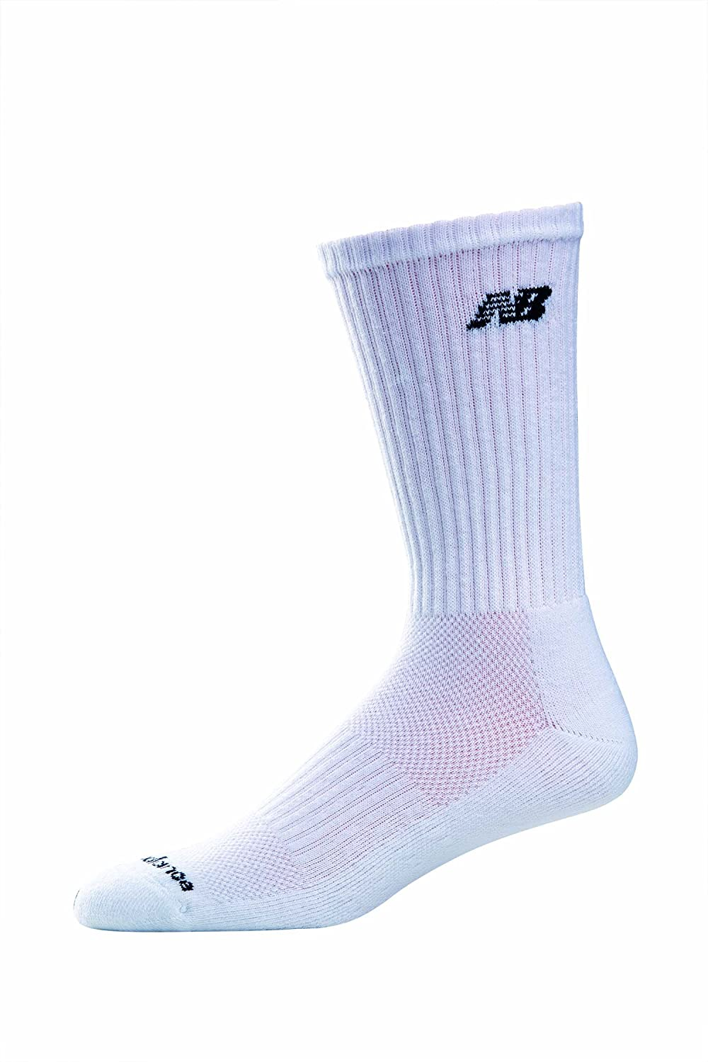 New Balance White Socks