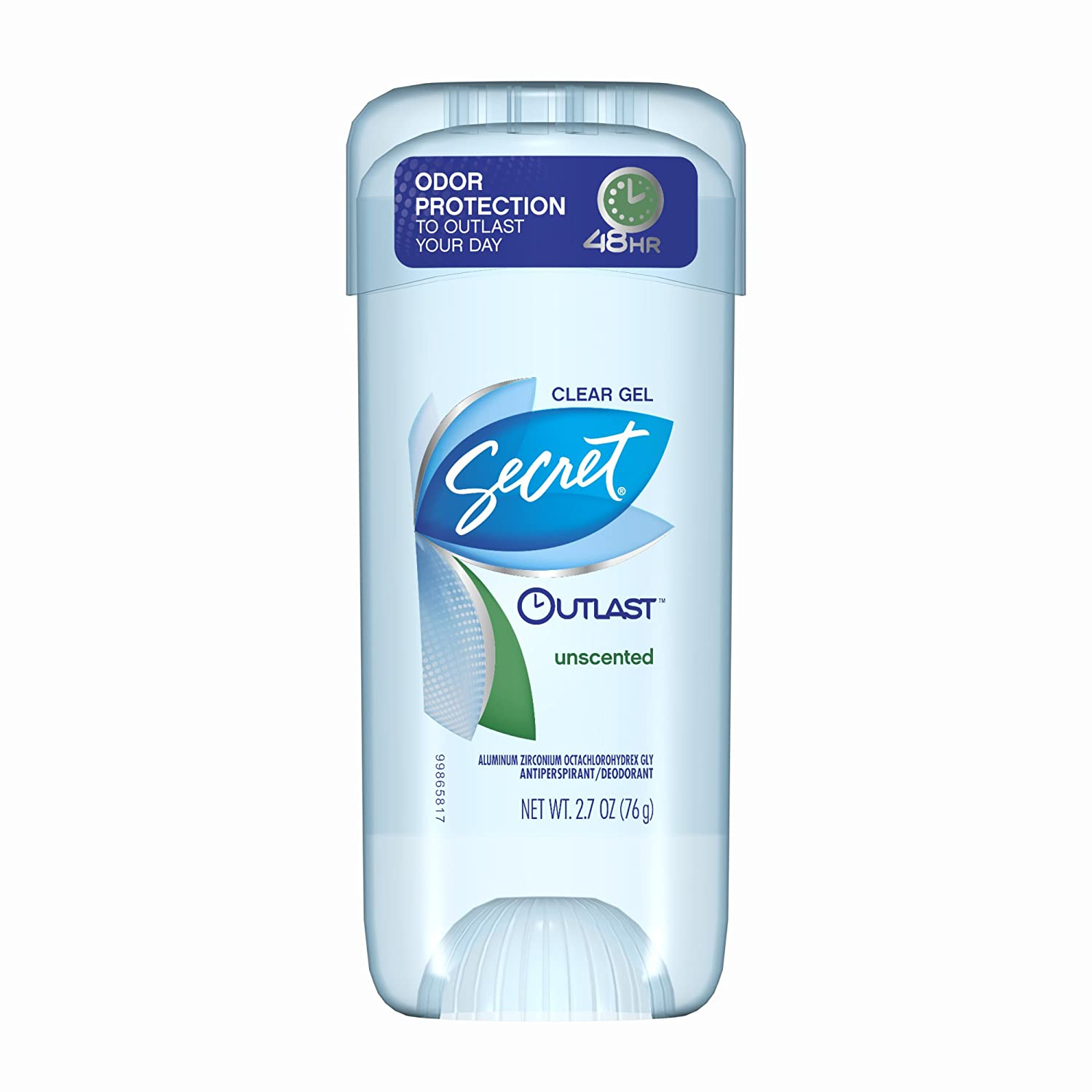Secret Outlast Clear Gel Antiperspirant