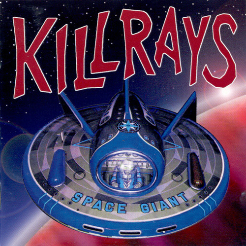 Killrays-Space Giant-CD-FLAC-1995-DeVOiD Download