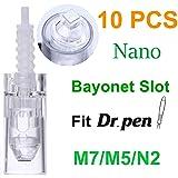 Dr. Pen Ultima M7 Professional Wireless Electric Skin Care Kit (Square Nano Cartridges (10 PCS)) (Tamaño: Square Nano Cartridges (10 PCS))