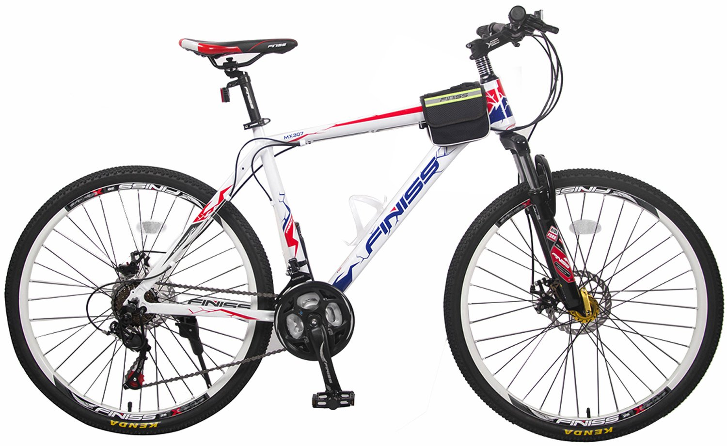 Merax Finiss 26″ Aluminum 21 Speed Mountain Bike 2