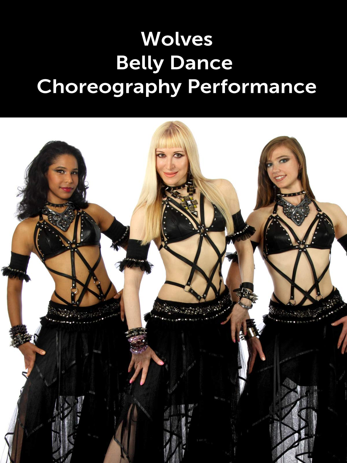 Wolves - Belly Dance Choreography Performance on Amazon Prime Video UK