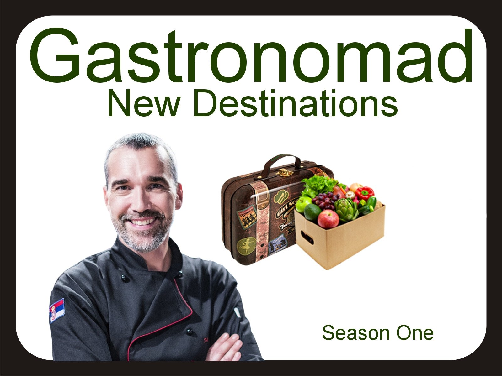 Gastronomad: New Destinations - Season 1