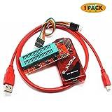 PICKIT3 Programmer + PIC ICD2 PICKit 2 PICKIT 3 Programming Adapter Universal Programmer Seat FZ0508 Programming Simulation PIC Microcontroller Chip