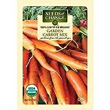 Seeds of Change Certified Organic Garden Carrot Mix (Color: Garden)