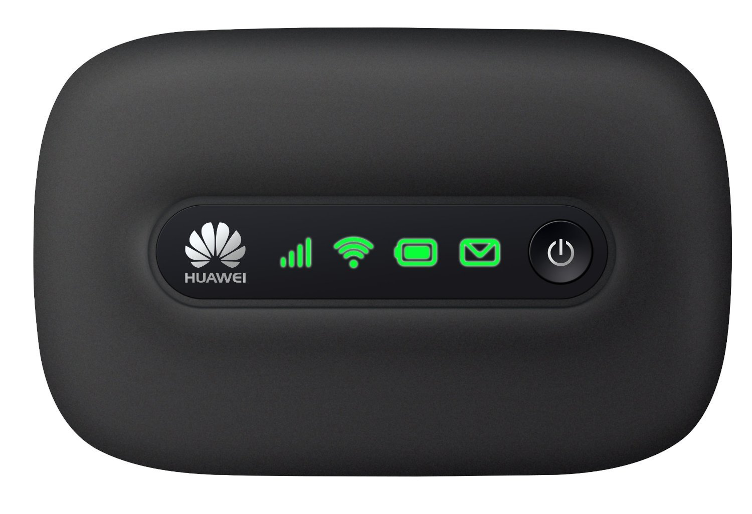 Huawei E5331s-2 21 Mbps 3G Mobile WiFi Hotspot (3G in Europe, Asia, Middle East, Africa & T-Mobile USA) - Black