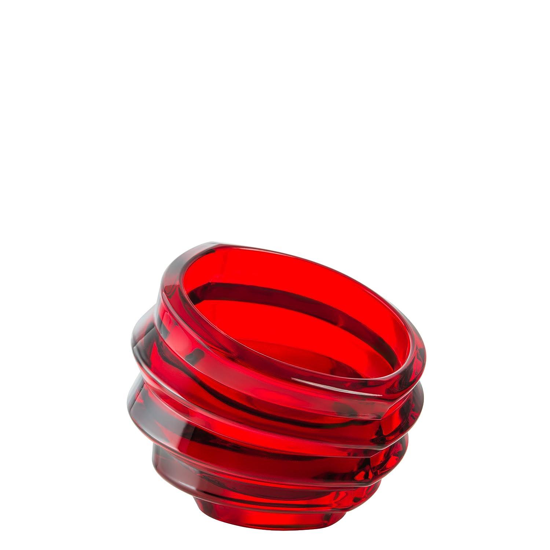 Orrefors Eko Bowl, Red