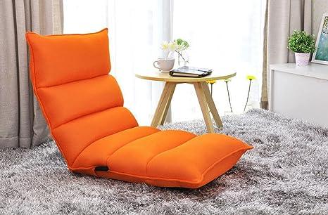 XXFFH® Multifunktionales Falten Lazy Sofa Eine Person, PU Leder Stoff und Mesh Stoff zwei Optionen, große Größe kleine Größe zwei Optionen , s