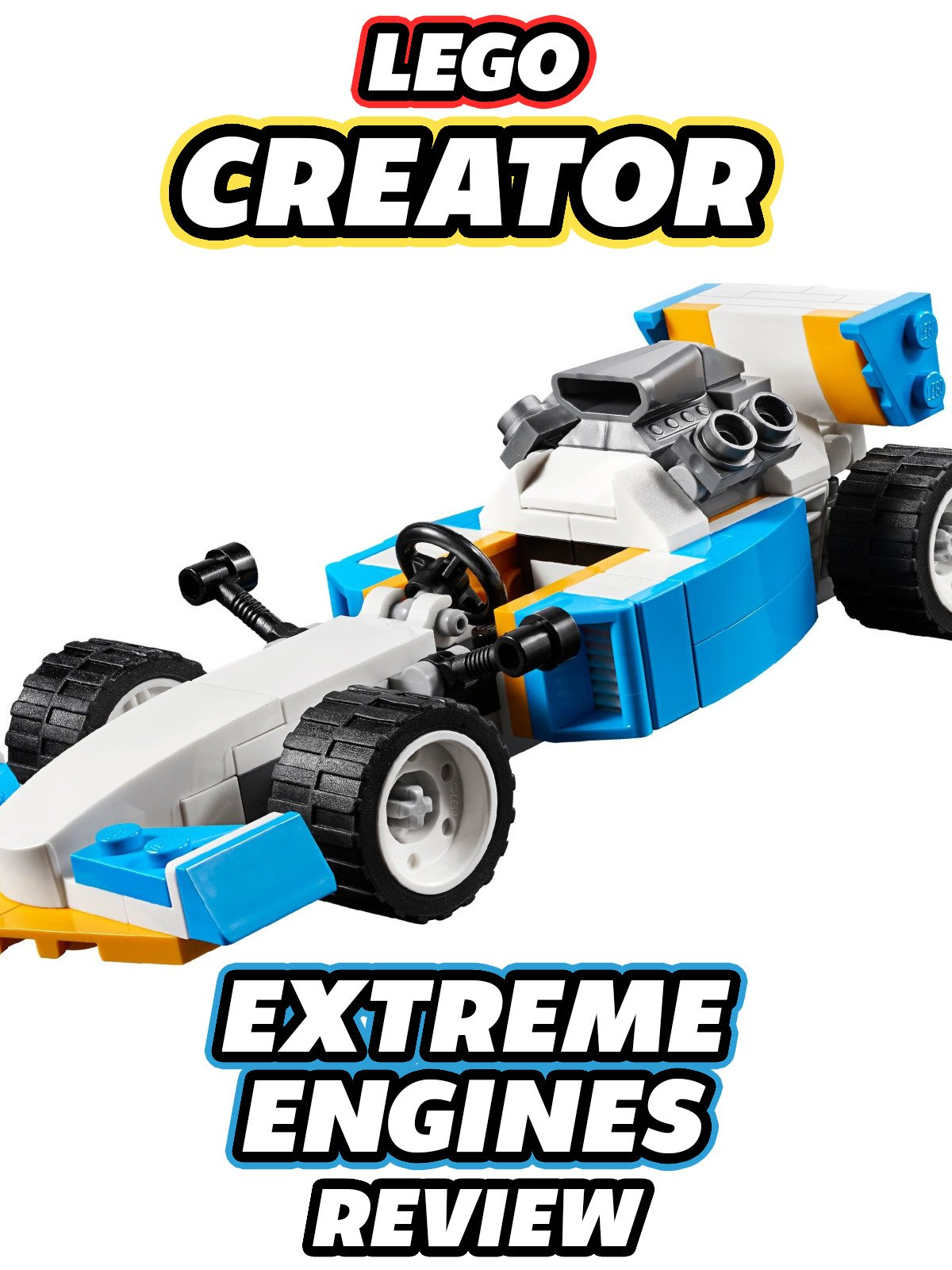 Review: Lego Creator Extreme Engines Review
