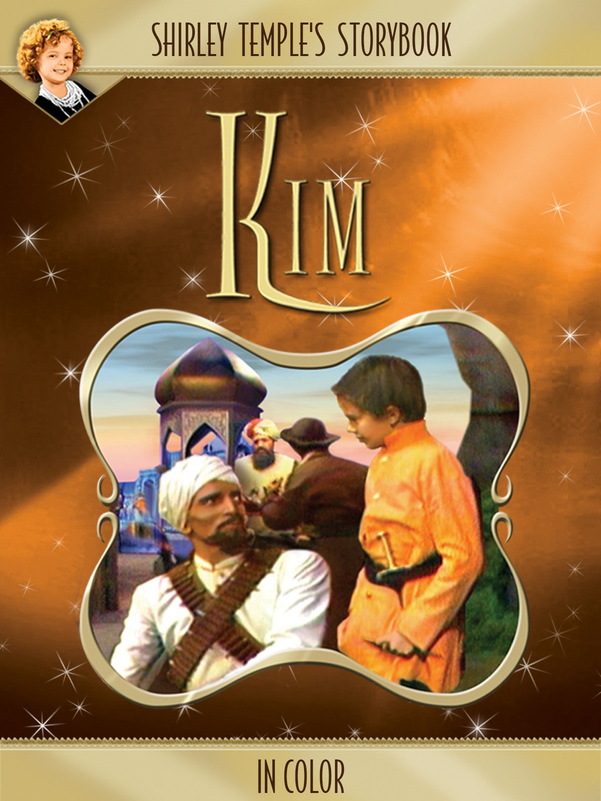 Shriely Temple's Storybook: Kim (in Color)