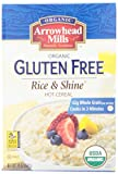 Arrowhead Mills Organic Gluten Free Rice & Shine Hot Cereal, 24 Ounce Box