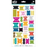 Illustrated Faith - Bible Book Tabs (Color: Colorful, Tamaño: Single Pack)