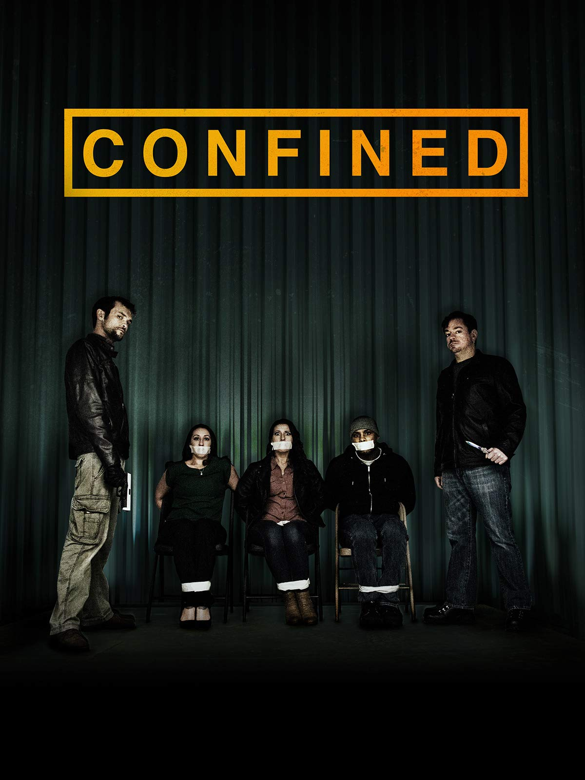 Confined on Amazon Prime Video UK