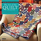 Orange Circle Studio 2016 Activity Wall Calendar, The Art of the Quilt