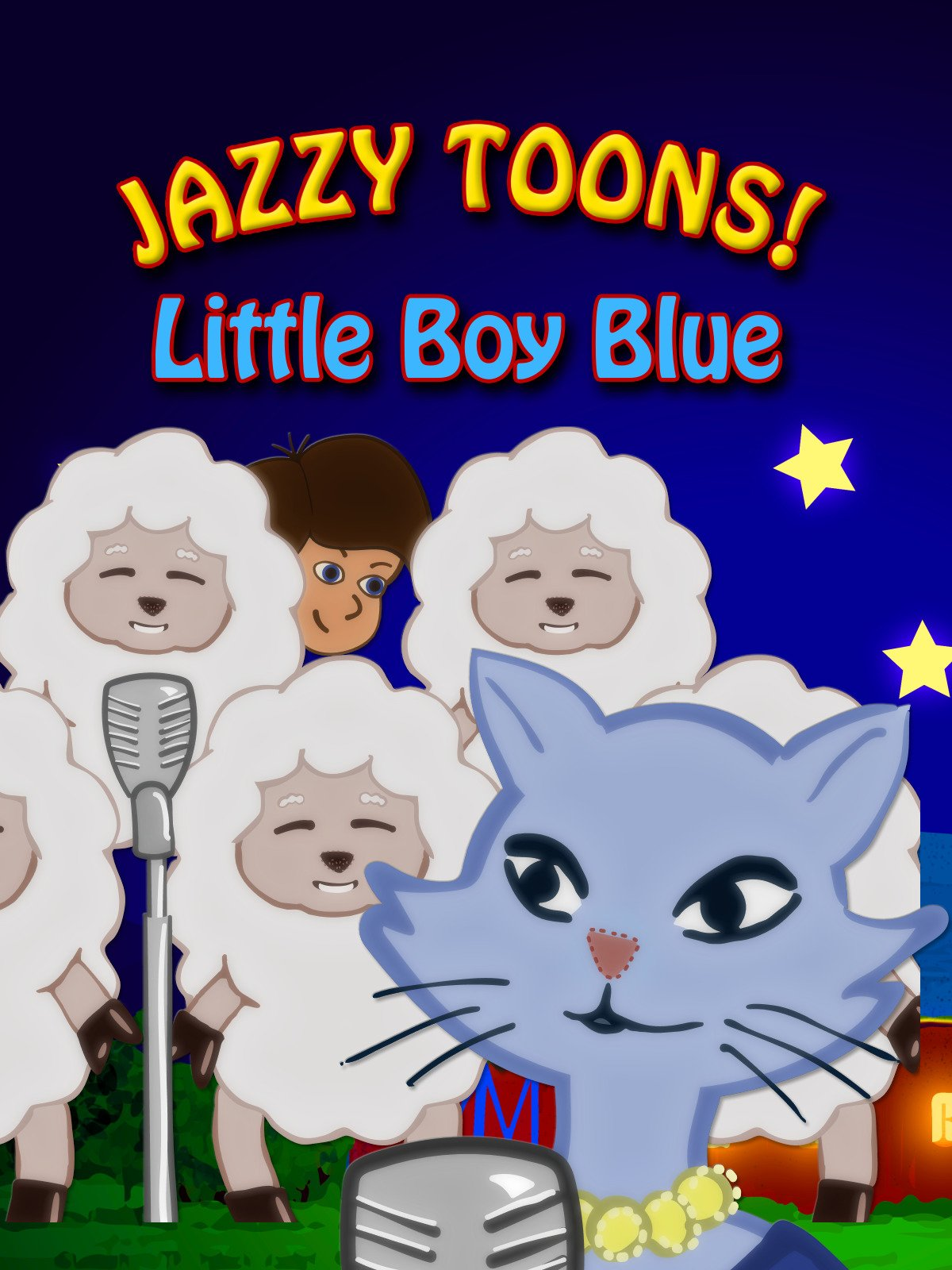 Jazzy Toons! Little Boy Blue