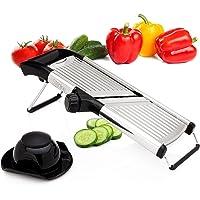Sterline Adjustable Stainless Steel Mandoline Vegetable Slicer
