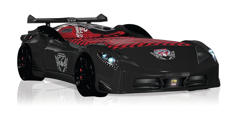 F1 Schumi Autobett / Kinderbett schwarz 90×190 cm kaufen
