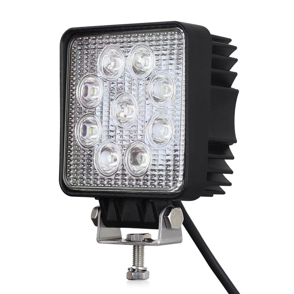 Vehicle Parts & Accessories External Lights & Indicators LED Work ...