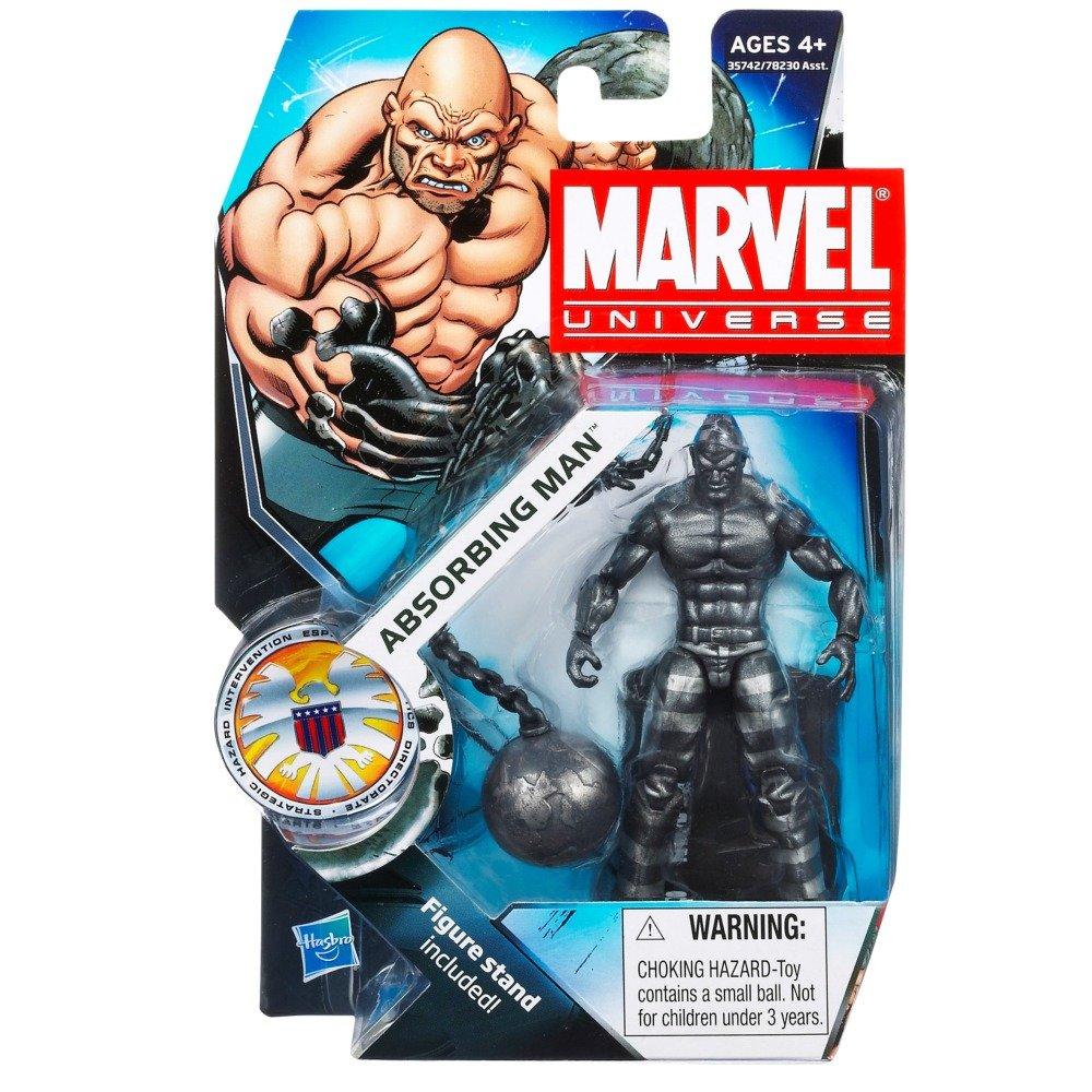 Marvel Universe 3 3/4″ Actionfigur 024 Absorbing Man 35742 als Geschenk
