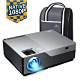 VANKYO Performance V600 Native 1080P LED Projector, 4000 Lux Dual HDMI Projector with 300