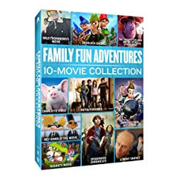 Family 10-Movie Collection
