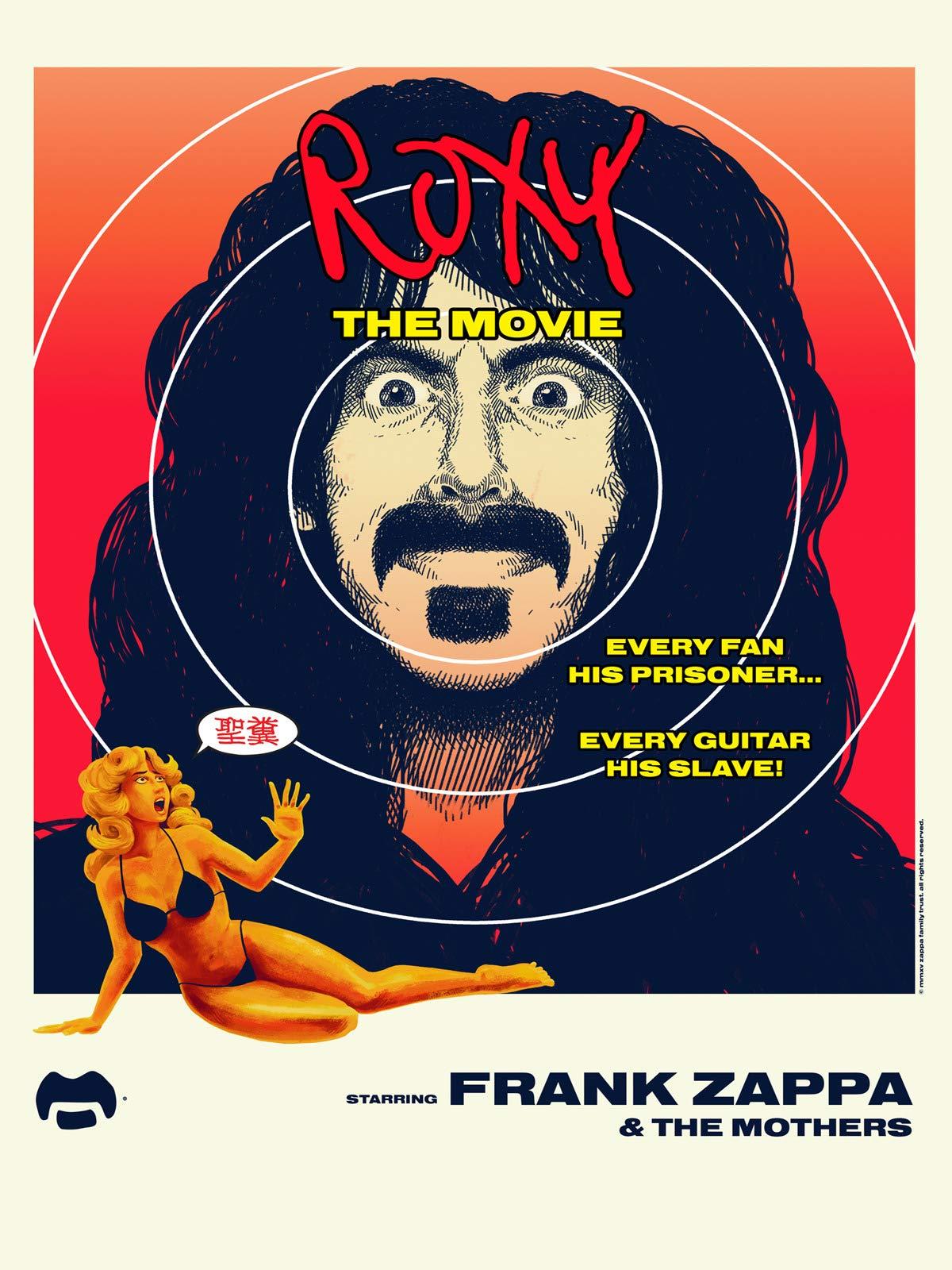 Frank Zappa & The Mothers - Roxy The Movie