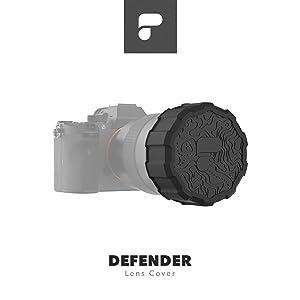 PolarPro Defender 95 Lens Cover (Fits Lenses with 93.5mm-102.5mm Outer Lens Diameter)