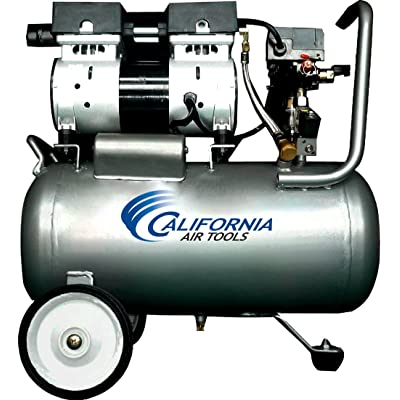 California Air Tools CAT-6310 Ultra Quiet and Oil-Free 1.0 Hp