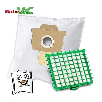 4 Staubsaugerbeutel Swirl geeignet für Miele Silent /& Compact 6000