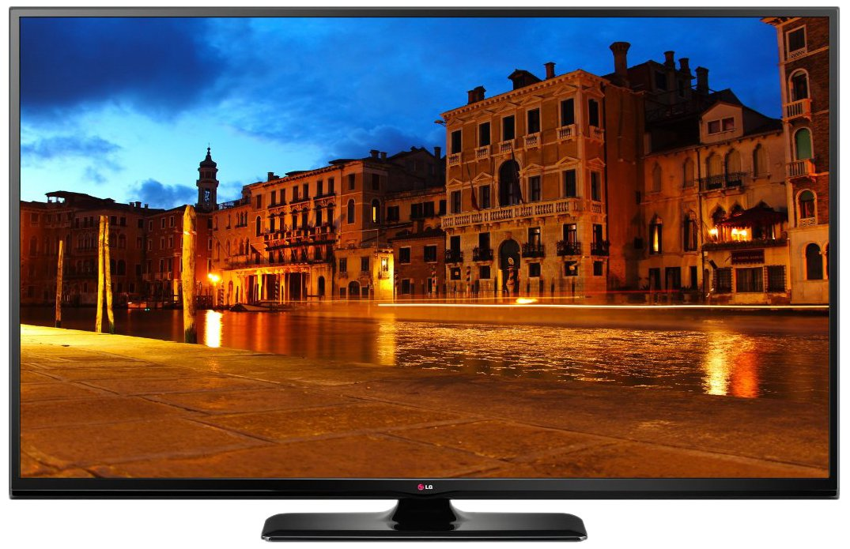 LG Electronics 60PB6900 60-Inch 1080p 600Hz 3D PLASMA TV (Black)