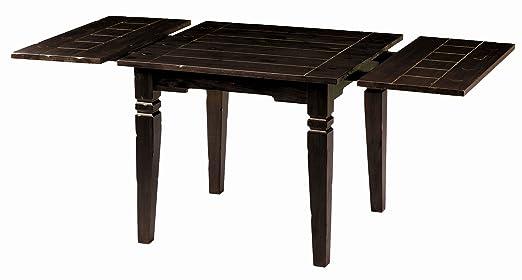 Sit-Möbel 8409-30 ping Samba, de madera de acacia maciza, 90/130/170 x 90 x 76 cm