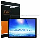 New Surface Pro 2017 Screen Protector [Tempered Glass] Megoo Bubble Free, Ultra Clear, Anti-Scratch, Friendly Touching, also compatible for Microsoft Surface Pro 4 (Color: 12.3 Inch - Pro 4/New Pro, Tamaño: 12.3 Inch - Pro 4)