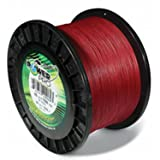 Power Pro Spectra Fiber Braided Fishing Line, Vermilion Red, 1500YD/100LB