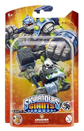 Figurine Skylanders : Giants - Crusher Giant